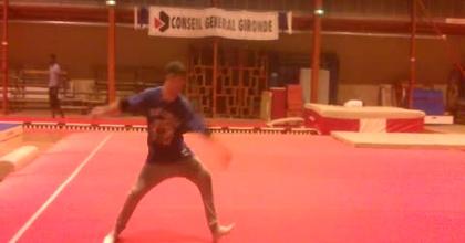 training acro