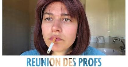 CAS DE CONFINEMENT // REUNION DES PROFS