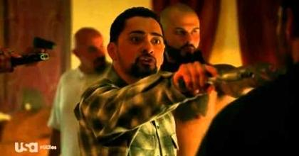 Graceland Season 3 episode 10 Armenian Mafia vs Sonato Gang