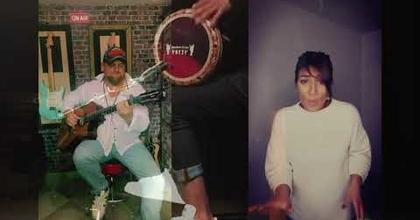 Pourvu qu'on s'aime Vitaa & Slimane cover Myriam version Acoustique