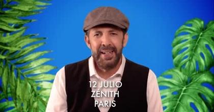 Le concert de Juan Luis Guerra c'est bientôt