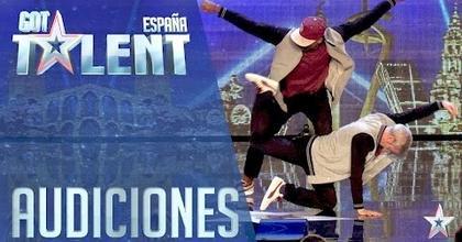 La marioneta humana | Audiciones 2 | Got Talent España 2016