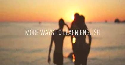 More ways to learn english