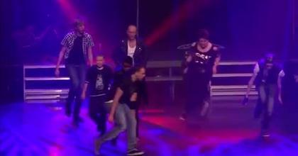 Holidaymeeting 2013 - Jacksondancerz (13+) - Choreografie : Christophe Lequesne