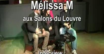 Interview de Melissa M