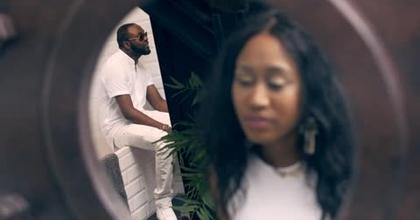 Demo/Rushes du clip de Joyce J x Anamy - Te parler
