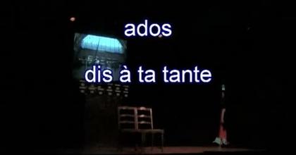 """Dis A Ta Tante"""