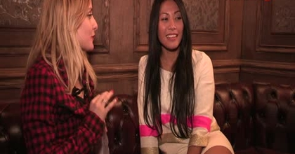 Interview Anggun