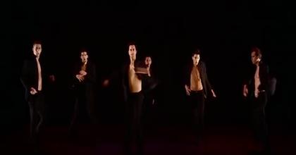 Assistez à l'échauffement de la troupe de Rock The Ballet !