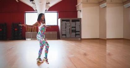 Davina Samba Tutoriels teaser la posture