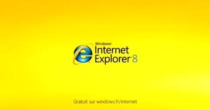 Publicité Microsoft
