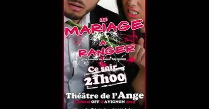 Le mariage à ranger teaser