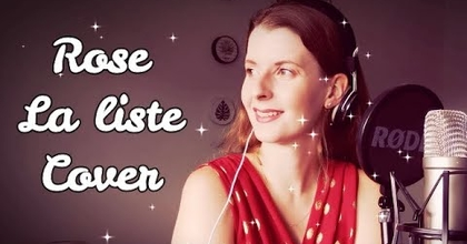 Rose - La liste (cover)