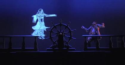 Embarquez pour un voyage dans l'univers des pirates avec la comédie musicale PIRATES : LE DESTIN D'E