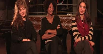 Interview Armelle Abibou, Margaux Vallé, Jeanne Monot