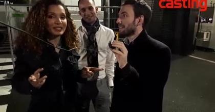 """Quand les membres de casting.fr visitent les coulisses de """"The Voice"""""""