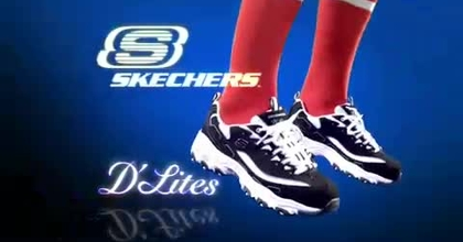 Publicité Skechers (Los Angeles)