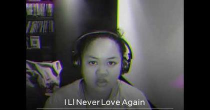 I'll Never love again (Lady gaga)