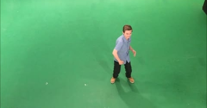 tournage émission