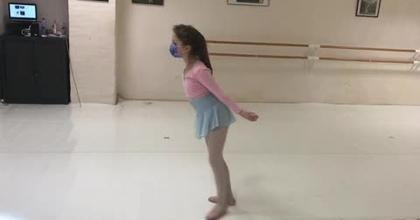 debut en danse contemporaine