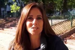 La chroniqueuse Caroline Munoz