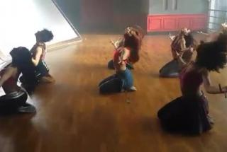 Clip H Magnum séquence danse