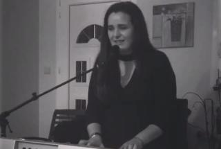Si t'etais Là -Louane (cover)