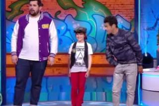 Le passage de Vladimir au Jamel Comedy Kids