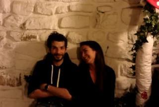 Emmanuelle Boidron et Romain Thunin dans