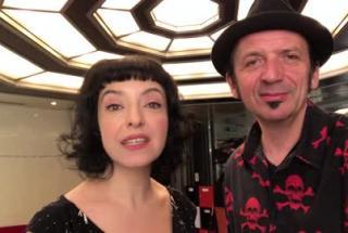 Un petit air de musique par les comédiens de Peau Neuve pour Casting.fr