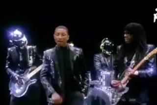 Concert des Daft Punk Tribute